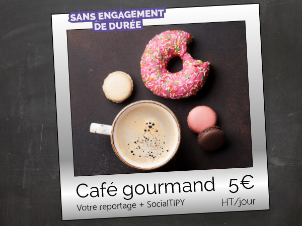 Coffee gourmand