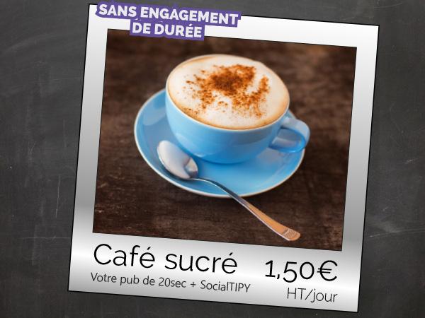 Coffee sucre