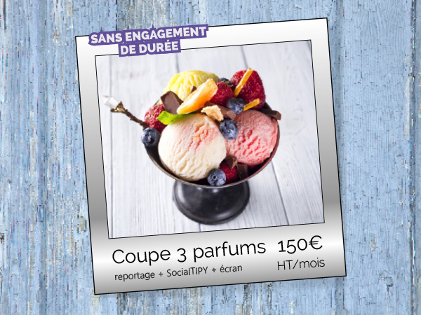 Coupe 3 parfums